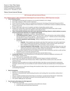 Person centred approach essay topics