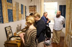 Morley Private View 44  #morleycollege #jonathandredge #textilefoundation Foundation, College, Textiles, University, Foundation Series, Fabrics, Textile Art, Colleges