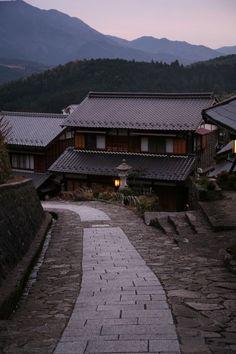 Magomejuku Japan