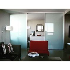 Transform your home office into a functional and stylish space with our sliding doors and wall dividers.