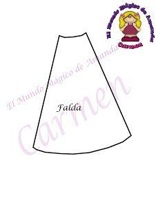 Moldes de vestidos de comunion gratis