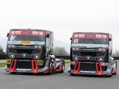 2010 Renault Premium Course Formula Truck tractor semi rig rigs ...