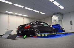 06-WRX  Tuned by: Bill Knose - Delicious Tuning  at Mann Engineering Dyno Cell