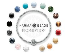Karma Bead of the Month on Pinterest