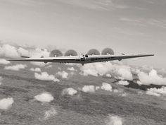 aviationfixation:  Northrop Flying Wing, circa 1946 (source)