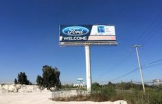 Ford plant turns 'cemetery' as Trump wrenches Mexican autos - Yahoo