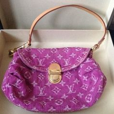 Louis Vuitton mini pink denim purse Barely used in great condition! Pink and denim! Louis Vuitton Bags Louis Vuitton mini pink denim purse Barely used in great condition! Pink and denim! Louis Vuitton Handbags, Purses And Handbags, Cheap Handbags, Celine Handbags, Fashion Handbags, Fashion Bags, Fashion Purses, Fashion Dresses, Fashion Trends