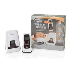 Sistem de monitorizare Digital AL Tommee Tippee foloseste tehnologia DECT (Digital Enhanced Cordless Thechnology), care ofera zero interferente. Ultraperformant: unitatea parentala dotata cu functia inteligenta de a raspunde bebelusului, cu posibilitatea de reglare a volumului, ecran LCD, selectie automata a canalelor, afisarea temperaturii in camera bebelusului, baterie reincarcabila, suport; unitatea copilului este dotata cu ecran LCD.