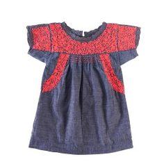 Baby Mexico Dress