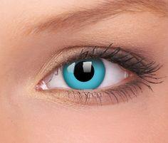 47fb5d0cf21 Sky Blue Contact Lenses Costume Contacts