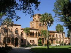 Ten Crazy Facts from Cà dZan, The Mansion the Circus Built - Yahoo! Homes - Built for John and Mable Ringling