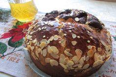 Greckie smaki: Vasilopita Politiki - ciasto noworoczne