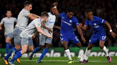 Batshuayi 'ready to start' for Chelsea after Everton performance - Conte