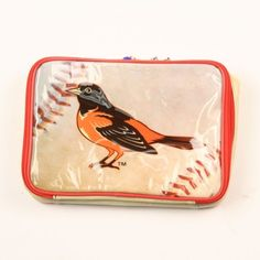 """Baltimore Orioles Team Lunch Box (9"""" x 6"""" x 4"""") by MLB. $4.98. Great for all ages. Fully expands to 9 1/2"""" x 6 3/4"""" x 4"""". Easy to clean vinyl. Show off your team spirit with these super fun team lunch boxes. Officially licensed merchandise.. Save 50% Off!"""