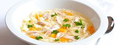 Kuřecí polévka