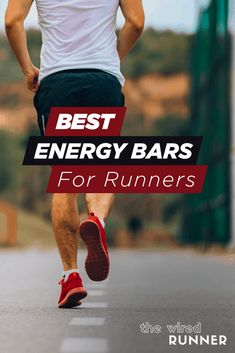 Best Energy Bars For Runners in 2020 Fitness Facts, Health And Fitness Tips, Health And Nutrition, Health And Wellness, Running Tips, Beginner Running, Best Energy Bars, Jogging For Beginners, Runner Diet