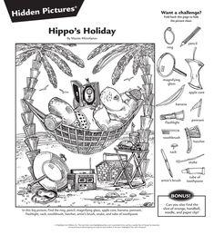 2015년 8월 숨은그림찾기, 어린이 숨은그림찾기, Hidden Pictures : 네이버 블로그 Motor Activities, Craft Activities For Kids, Highlights Hidden Pictures, Hidden Objects, Find Objects, Hidden Picture Puzzles, Hidden Images, Paper Games, Kindergarten Worksheets