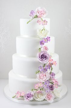 Wedding Cakes - The Fairy Cakery - Cake Decoration and Courses based in Wiltshire