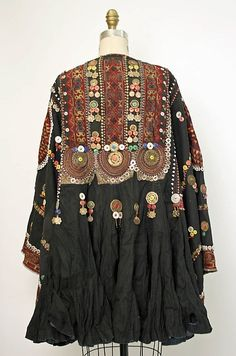 Wedding tunic - Afghanistan 20th century