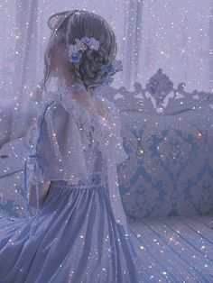 #pastel #aesthetic #эстетика #обои #wallpaper #foundalighter Light Blue Aesthetic, Blue Aesthetic Pastel, Angel Aesthetic, Classy Aesthetic, Aesthetic Colors, Aesthetic Girl, Aesthetic Pictures, Fairytale Dress, Fairy Dress