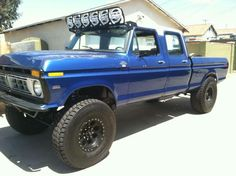 Ford Crew Cab PreRunner