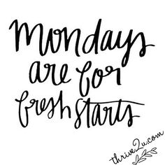 Monday's are for fresh starts! New Month, new goals, new plans, new week and new blessings! Whose life can I impact for the better?? Thrive through life put your best version of yourself forward! Let's go!  . . . #successful #travel #success #inspiration #businessowner #dreams #womensupportingwomen #mondaymotivation #ladyboss #bossbabe #wealth #health #motivation #ambition #business #lifestyle #quoteoftheday #workingwomen #businesswomen #goals #businesschicks #thriveexperience #linkinbio
