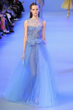 Elie Saab Spring 2014 Coututre