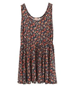 Sundress in Floral Print