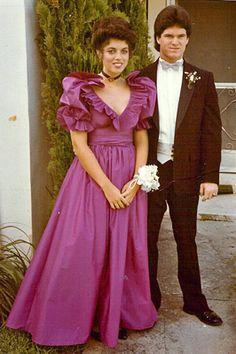 1980s Prom
