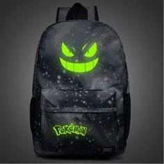 Now available online:  Luminous Pocket M... Love it http://www.ejulaba.com/products/luminous-pocket-monster-backpacks-harajuku-galaxy-pokemon-anime-canvas-students-printing-school-bags-rucksack-mochila-escolar?utm_campaign=social_autopilot&utm_source=pin&utm_medium=pin