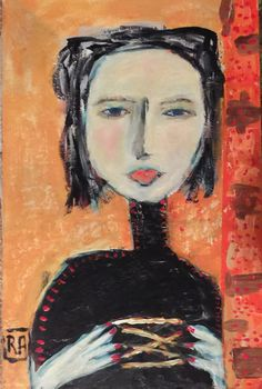 Outsider Art Ruth Arenz