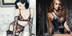 """Il lato fashion di Vienna:Dita Von Teese lancia la sua collezione di lingerie. Il nome della collezione? """"Von Follies""""  http://www.sfilate.it/193748/il-lato-fashion-di-vienna-dita-von-teese-lancia-von-follies"""