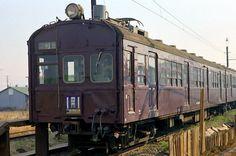 旧形国電編 73形 クモハ73375(南ヒナ) 1973.11.30橋本電留線 横浜線使用 モハ63737(47年度汽車会社製造)→モハ73375(53.6.23日車東京改造)