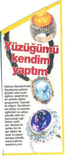 Habertürk Gazetesi www.mahrecsanatevi.com
