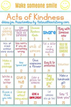 The Best Random Acts of Kindness Ideas for Preschoolers & Kindergarten, Random Acts of Kindness for Kids, Acts of Kindness Printables, Raising Grateful Kids with kindness activities, Kindness Kindness For Kids, Teaching Kindness, Kindness Activities, Preschool Activities, Random Acts Of Kindness Ideas For School, Preschool Prep, Teaching Respect, Bullying Activities, World Kindness Day