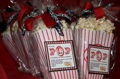 Popcorn Handout