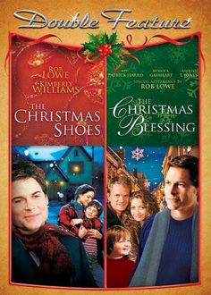Buy The Christmas Shoes/The Christmas Blessing (Double Feature) on DVD Movie. At iNetVideo we offer fast shipping and friendly customer service. Hallmark Christmas Movies, Hallmark Movies, Christmas Games, All Things Christmas, Christmas Ideas, 2 Movie, Love Movie, Christmas Blessings, Christmas Traditions