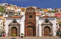 Self-guided walking holidays combining Tenerife, La Gomera & La Palma, maps & notes provided. Book with Inntravel for a unique island-hopping holiday. Tenerife, Church Of Our Lady, Canary Islands, Spain Travel, Wanderlust Travel, The Best, Adventure, City, Portugal