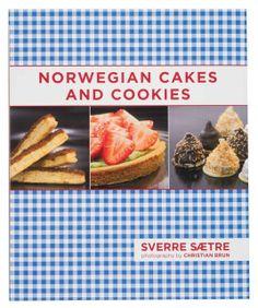 Norwegian Cakes and Cookies-NEW