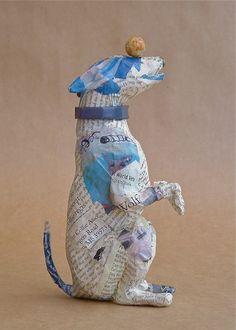 Paper Mache Sculptures – Photos from Readers | Ultimate Paper Mache