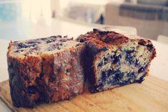 Suikervrij ontbijt: blueberry bread