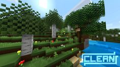 The Clean 16×16 resource packs is the latest addition to the enormous line of resource packs that are designed with the idea of cleaning up Minecraft's textures by removing unnecessary detail in them. However, even though there have been multitudes of similar packs before, Clean 16×16 seems to...
