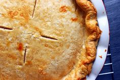 The perfect pie crust