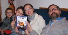 Famiglia di lettori (quando la lettura unisce! :D ) #UnSottomarinoInPaese vanessanavicelli.com