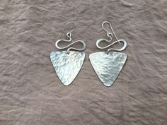 Triangle Infinity Earrings