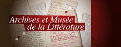 Le nouveau moteur de recherche des Archives et Musée de la Littérature
