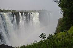 Vittoria falls - Zimbabwe