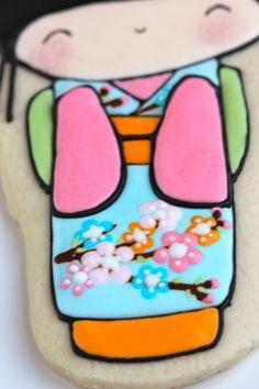 Sweetopia.net's kokeshi doll closeup!
