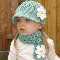 Crochet Scarf For Kids 2013 Collection | Trendy Mods.Com