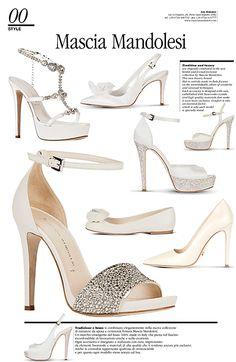 Luxurious Italian wedding shoe ideas